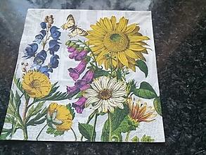 Papier - kvety - 12817908_