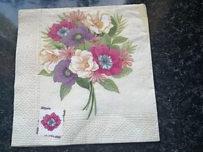 Papier - kvety - 12817959_