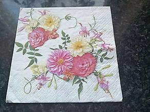 Papier - kvety - 12817990_