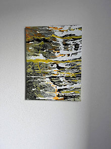 Obrazy - Abstract 2., 30 x 40 cm - 10420146_