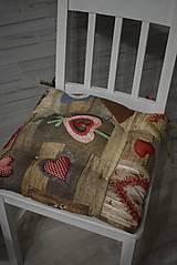 Úžitkový textil - PODSEDÁKY... - 12819957_