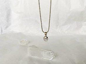 Náhrdelníky - Náhrdelník s minerálom - 12820791_