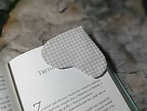 Papiernictvo - Srdce ♥ pre knihu... - 12824417_