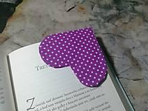 Papiernictvo - Srdce ♥ pre knihu... - 12824421_