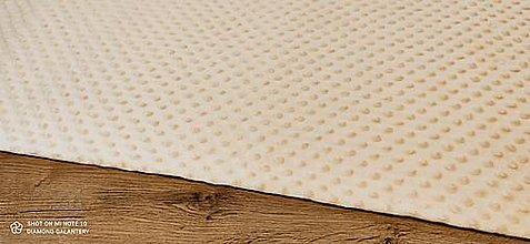 Textil - Baby Minki - cena za 10 cm (Banánová) - 12824450_