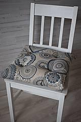 Úžitkový textil - PODSEDÁKY... - 12821506_