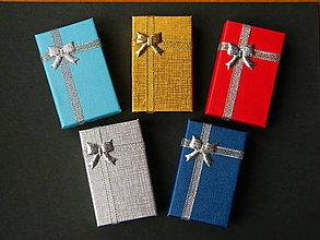Obalový materiál - Darčeková krabička - 12821540_