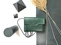 Kabelky - Kožená kabelka PS Forest - 12826099_