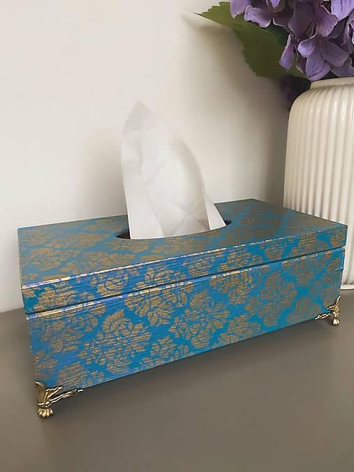 Krabička na vreckovky Royal