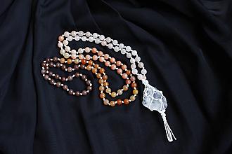 Náhrdelníky - Mala náhrdelník - 12829280_