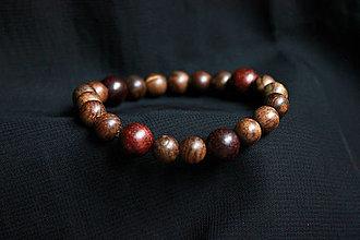 Náramky - Náramok santalové drevo - 12829989_