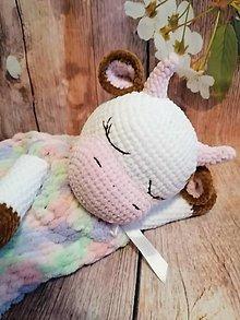 Hračky - Pyžamožrut kravička - 12833343_