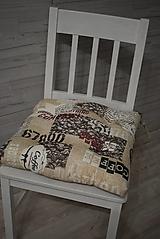 Úžitkový textil - PODSEDÁKY... - 12834190_