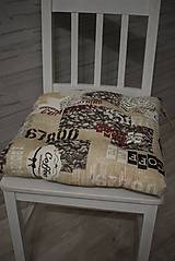 Úžitkový textil - PODSEDÁKY... - 12834197_