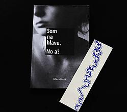 Papiernictvo - záložky do knihy . rôzne druhy /darček k nákupu alebo v balíku 4 ks/ - 12834580_
