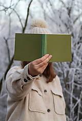 Papiernictvo - Skicár Zelená - 12832083_