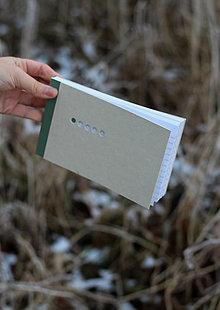 Papiernictvo - Linajkový zápisník - 12832033_