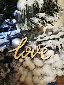 Polotovary - Výrez - love - 12834291_