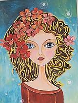 Obrazy - Deva, 18 x 24 cm - 12836108_
