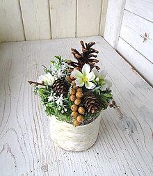 Dekorácie - Dekorácia na svadobný stôl - 12836586_