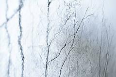 Kresby - Biela zima - 12839360_