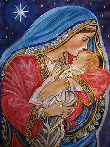 Obrazy - Narodil sa Kristus Pán - 12837812_