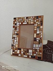 Rámiky - Mozaikový rámik na fotku - 12846842_