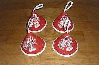 Úžitkový textil - Chňapka zvonček - 12846705_
