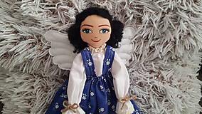Bábiky - Anjelka - strážkyňa šťastného domova - 12844414_