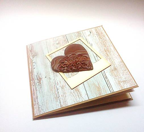Pohľadnica ... s chuťou čokolády