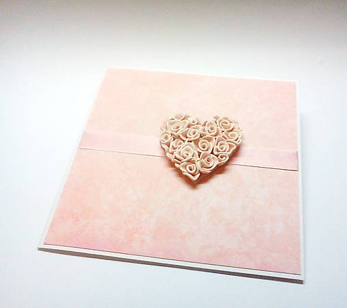 Pohľadnica ... srdce na dlani II