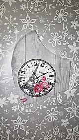 Rúška - Dámske rúško Romantická Paríž - 12851271_