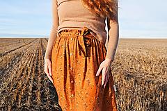 - LILL - viskózová sukně - 12849884_
