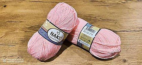 Galantéria - Nako Natural Bebe  (11624 ružová) - 12852747_