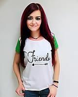 Tričká - Best friends - 12852002_