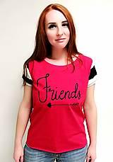 Tričká - Best friends - 12852006_