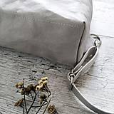 Batohy - Ruksak FUNKY backpack - svetlo sivá - 12858762_