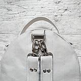 Batohy - Ruksak FUNKY backpack - svetlo sivá - 12858764_
