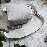 Batohy - Ruksak FUNKY backpack - svetlo sivá - 12858766_