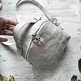 Batohy - Ruksak FUNKY backpack - svetlo sivá - 12858768_