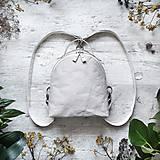 Batohy - Ruksak FUNKY backpack - svetlo sivá - 12858769_