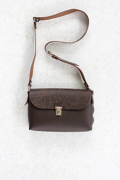 Veľké tašky - kožená kabelka_malá - 12856813_