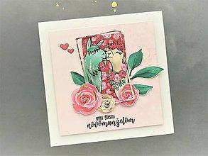 Papiernictvo - Svadobný pozdrav - 12861038_