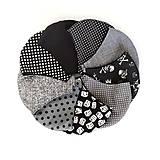 Rúška - Pánske rúško tvarované, 100 % bavlna - 12860602_