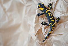 Brošne - Salamandra - 12861885_