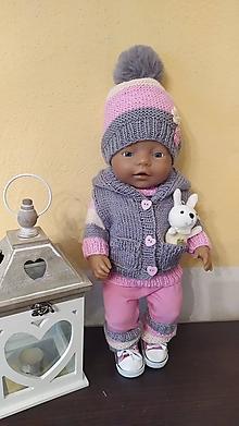 Hračky - Olinka oblečenie pre bábiku. - 12860294_