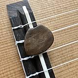 Hudobné nástroje - American walnut no. 3 - 12862205_