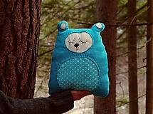 Úžitkový textil - vankúš: m a c o - mentolka - 12868387_