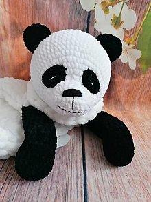 Hračky - Pyžamožrut Panda - 12868590_