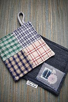 Úžitkový textil - Podkafíčko na chalupu u lesa - 12868235_